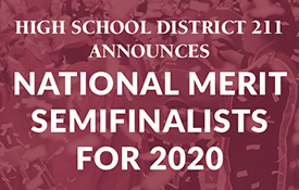 CHS Students Among National Merit Scholarship Semifinalists