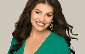 Schaumburg Senior Crowned National American Miss Illinois Teen.