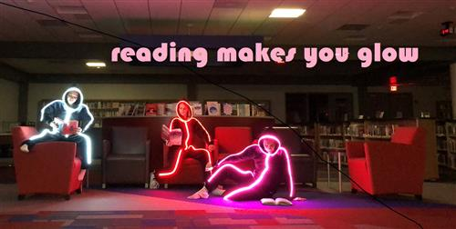 Reading Makes You Glow
