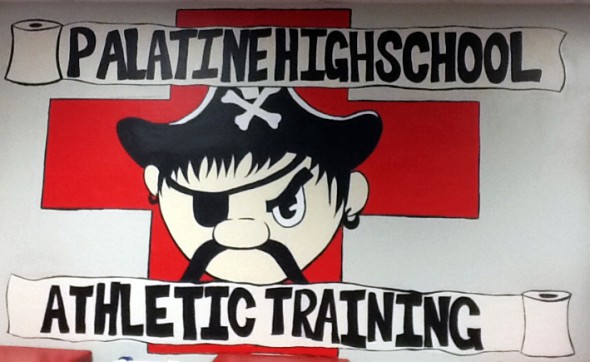 PHS Athletic Training logo