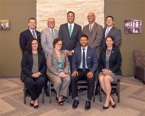 FHS 2019-2020 Administrative Team