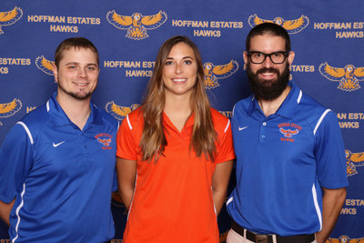 Hoffman Estates High School Athletic Trainers