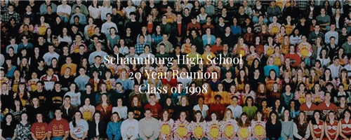 Class of 1998 Group Photo