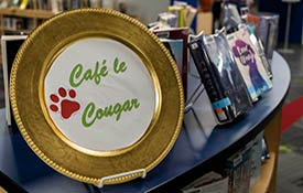 BOOK-APPÉTIT-CONANT STUDENTS PARTICIPATE IN BOOK SAMPLING EVENT