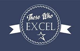 Those Who Excel Award Nominee